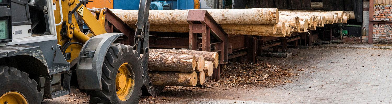 Samson OTR Logging Tires