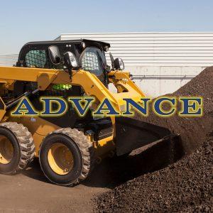 Advance Skid Steer / Backhoe