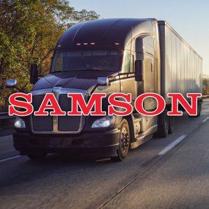 Samson MTR / Mobile Crane