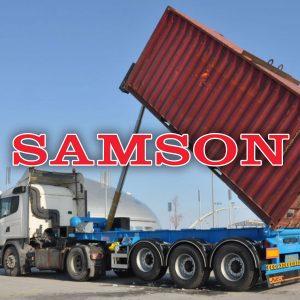 Samson Bias Truck
